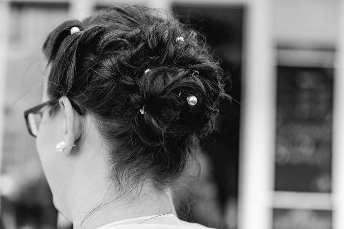 Hochzeit, Haarschmuck, Braut, Andrea Schenke Photography, Wittlich, Fotograf